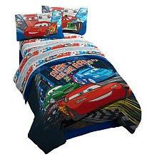 UPC 032281292201, Disney Pixar Cars Twin Sheet Set
