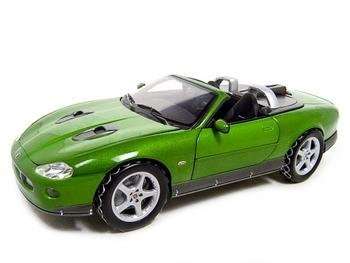 "1/18 Scale Diecast Jaguar XKR Bond Car From ""Die Another Day"" Movie. 1"