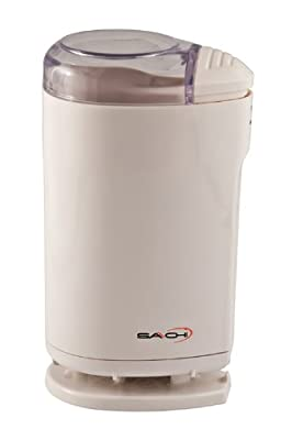 Saachi SA-1430 Electric Spice/Nuts/Coffee Grinder with Stainless Steel Blades by VCT Electronics (Kitchen)