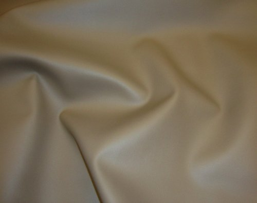 Khaki Contract Commercial Marine Grade Upholstery Vinyls Faux Leather Fabric Per Yard