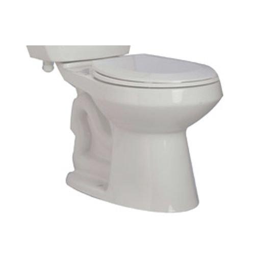 ProFlo PF1501 1500 Elongated Toilet Bowl - Less Seat, White good