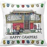DKISEE Cute Rv Vintage Popup Camper Travel Trailer Throw R06da61dc0ad745d7a2d521232528dacc I5fqz 8byvr Pillow Case