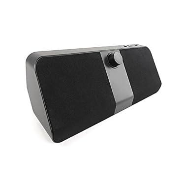 Grace Digital GDI-BTTV100 TV Bluetooth Wireless Speaker (Black)