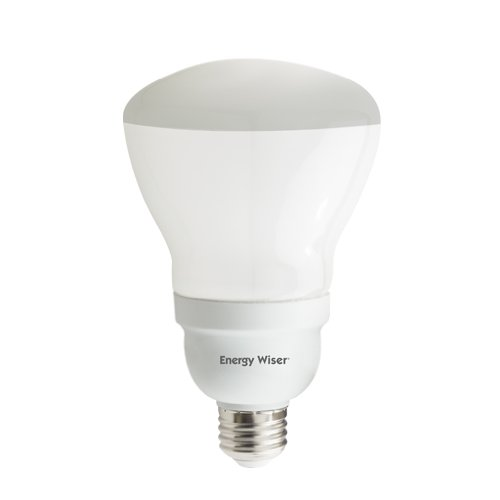 Bulbrite CF15R30WW/DM 15Watt Dimmable Compact Fluorescent R30 Reflector, Warm White (R30 Dimmable Compact)