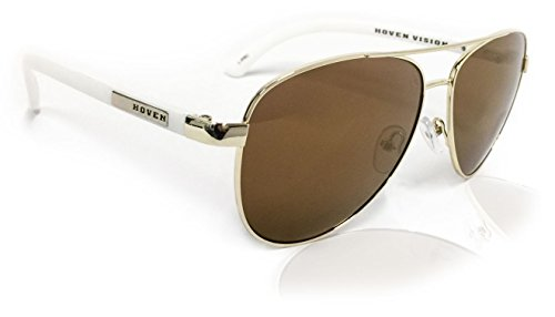 hoven-vision-mens-dewey-gold-chrome-59mm-lens-sunglasses