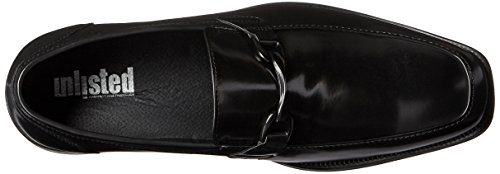 Kenneth Cole Onoterade Mens Underhålla 2nite Slip-on Loafer Svart