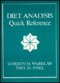 Diet Analysis Quick Reference