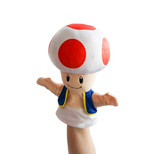 Hashtag Collectibles Toad Puppet (Super Mario) ()