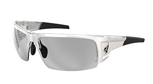 Ryders Eyewear Caliber Photochromic Sunglasses - 2 Tone (PHOTO WHITE-BLACK / LT GREY LENS ()