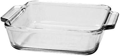 Anchor Hocking 81935OBL11 Oven Basics Bake Dish 5 quart Clear