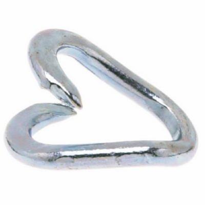 Apex Tools Group 5800324 1/4x1-1/4-In. Carbon Steel Repair Lap Link - Quantity 50