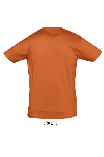 Sol´s T-Shirt, halbarm,Grösse XXL, orange