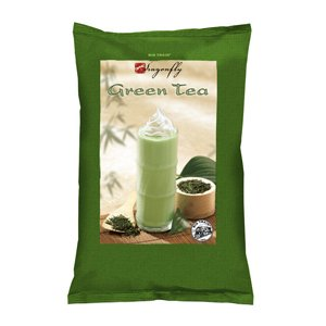 BT DRAGON FLY GREEN TEA, CS 5/3.5 #, 01-0350 BIG TRAIN SMOOTHIE POWDER by Big Train