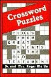 Crossword Puzzles Old Testament, Roger Martin, 0873981251