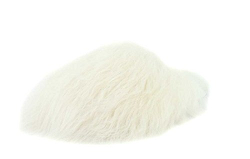 b6819e7be6f UGG Women's Fluff Momma Mongolian Clog White 10 B US - Buy Online in ...