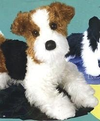 Douglas Toys Nipper, Cattle Dog Retreiver -
