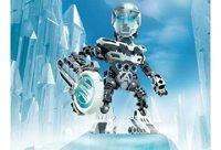Lego Bionicle Matoran of Metru Nui Mini Box Set Figure #8612 Ehrye (White)