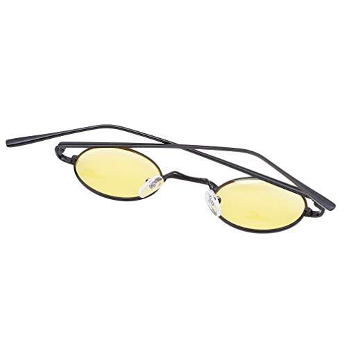 Bigsweety Ladies Sun Pont 4 Femmes Universel Rétro de Nez Soleil de Lunettes pour Arc Glasses Style rBRUr