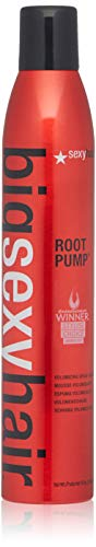 - SEXYHAIR Big Root Pump Volumizing Spray Mousse, 10 oz