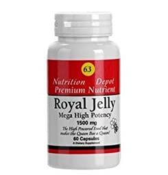 Supplement Depot #63 Royal Jelly - 60 capsules