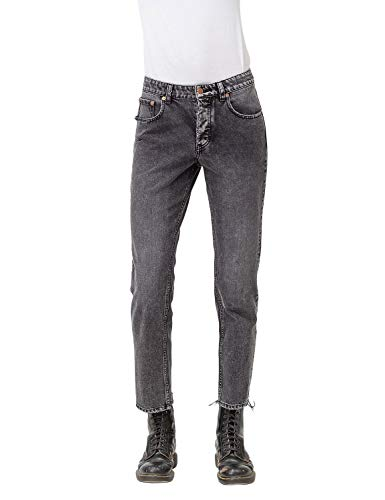 Cheap Revive Women's Grey Monday Jeans qB81FOq