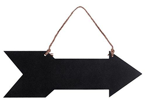 Hills Imports Arrow Chalkboard -