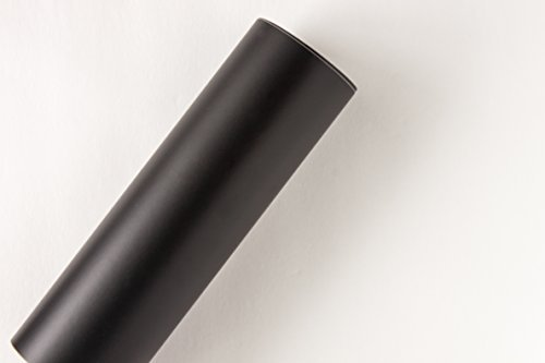 12-x-10-ft-roll-of-matte-oracal-631-black-repositionable-adhesive-backed-vinyl-for-craft-cutters-pun