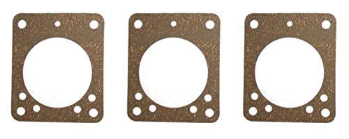 - 3 (Three) Waste Oil Burner Strainer Gaskets for Suntec A2RA7710 A2RA7720 A2RA7736 A1RA7738 A2RA7740 Pumps