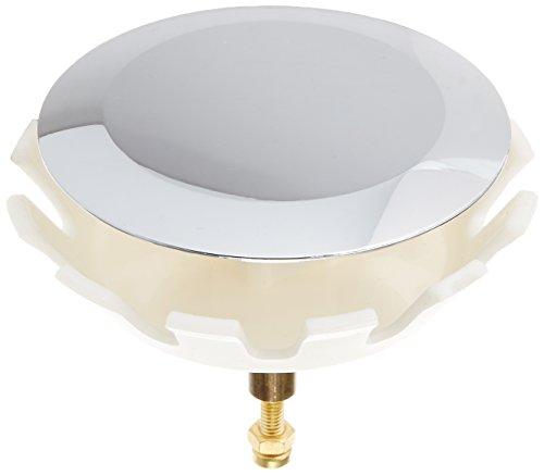 Geberit 151.550.21.1 Traditional Plastic TurnControl Trim Kit, Polished Chrome
