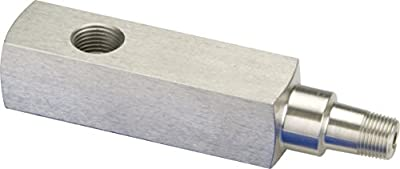 "Enerpac GA-2 Gauge Adapter, 6.10"" Length"