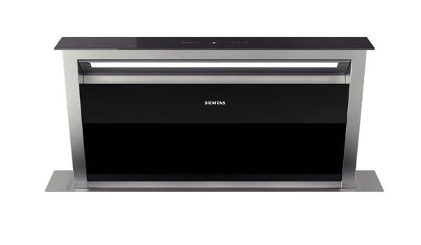 Siemens LD97AA670 - Campana (750 m³/h, Canalizado/Recirculación, 49 dB, 66 dB, De superficie, Acero inoxidable): Amazon.es: Hogar