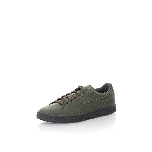 Sude Hiver Chaussures At Classic Puma Vert U1tznpt Kaki Homme tT7qZfZ