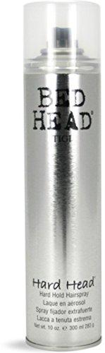 - TIGI Bed Head Hard Head Hair Spray, 10 oz (Pack of 6)