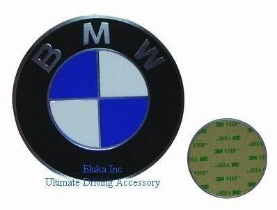 70mm bmw emblem - 1