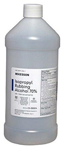 McKesson - Isopropyl Alcohol - 32 oz. - Liquid - Bottle - McK