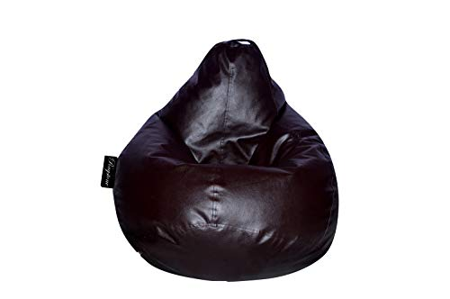 Ragstone Bean Bag Cover  Without Beans   XXXL, Brown