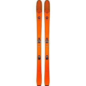 Rossignol – Skis Seek 7 Tour + Fixations Look HM 12 D90 Homme – Homme – Orange