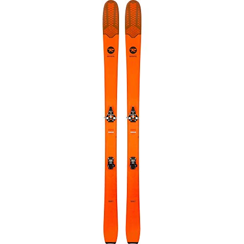 Rossignol – Skis Seek 7 Tour + Fixations Look HM 12 D90 Homme – Homme – Orange