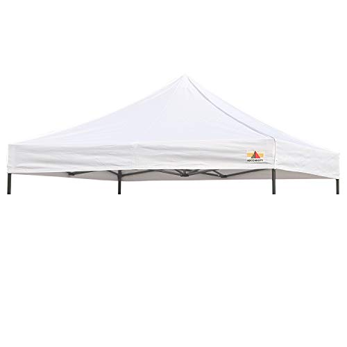 ABCCANOPY 10 x 10 Canopy Top Replacement 100% Waterproof for Pop Up Canopy Portable Shade Canopy Instant Commercial Level - Instant Canopy Replacement Shade