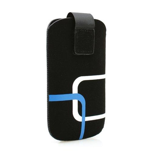 Sistema di S Sleeve Case Cover Custodia con cerniera per Apple Iphone Classic 3G 3GS 4G iPod Touch