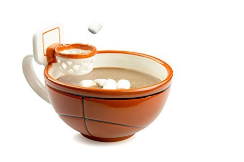 Ceramic Nba Basketball - The Mug With A Hoop