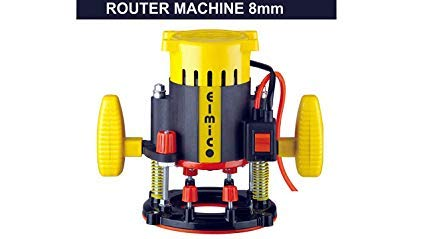Elmico Router Machine 8MM (Made in India)