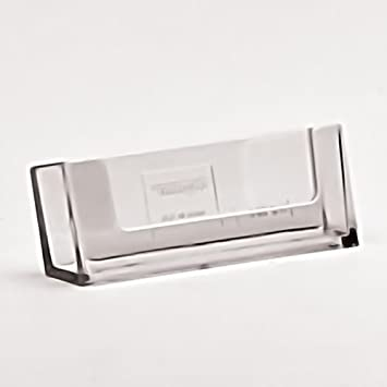 Amazon wall mounted business card holder office products wall mounted business card holder colourmoves Choice Image