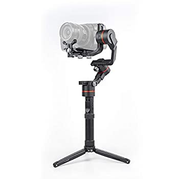 Image of Stabilizers Accsoon A1-S 3-Axis Handheld Multifunctional DSLR Gimbal Stabilizer with Tripod Compatible with Mirrorless Camera Sony ILCE/Panasonic LUMIX/Nikon D/Canon EOS Series