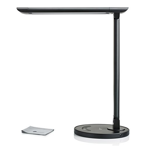 Taotronics led desk lamp eye caring table lamp energy for 12 led table lamp