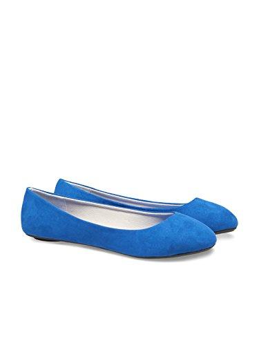 Blau ONLY Schuhe True Ballarina Blue Damen xXYXqwrO
