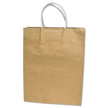 Constp - Cosco Premium Shopping Bag Bag,Shop,12X17,Ppr,50,Bn (Pack - Bn Shop