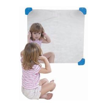 Amazon Com Soft Frame Mirror Toys Amp Games