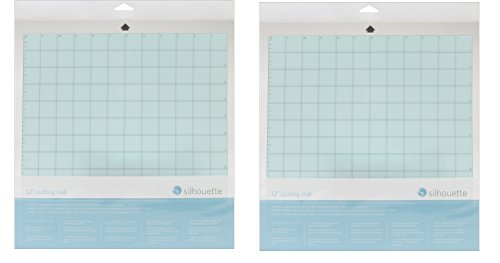 Silhouette Cameo, GqzhhO 2 Pack (Cameo Replacement Cutting Mat) by Silhouette