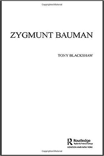 Zygmunt bauman key sociologists tony blackshaw 9780415355056 zygmunt bauman key sociologists tony blackshaw 9780415355056 amazon books fandeluxe Gallery